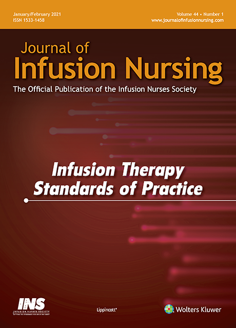 Infusion Therapy Standards of Practice, 8th Edition Book Cover