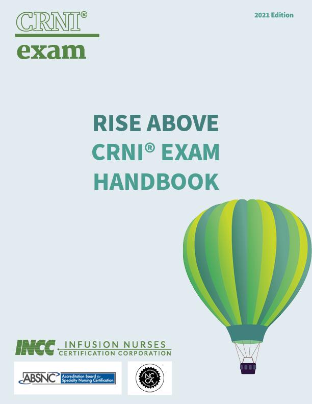 CRNI Exam Handbook