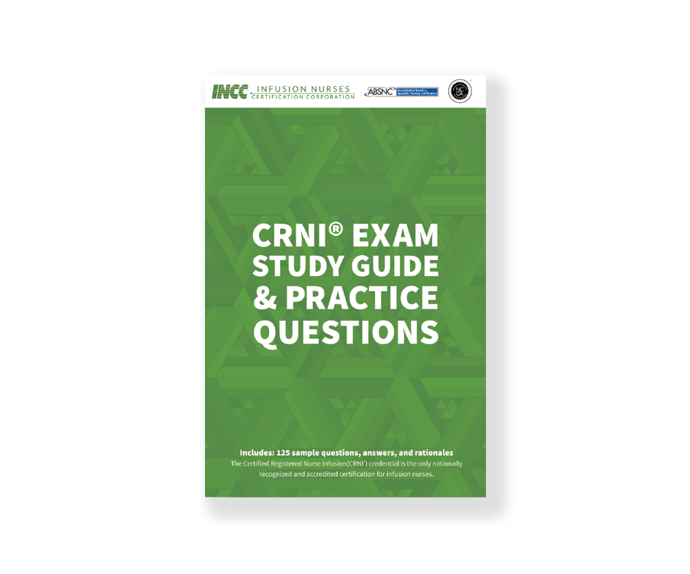 CRNI® Exam Study Guide & Practice Questions