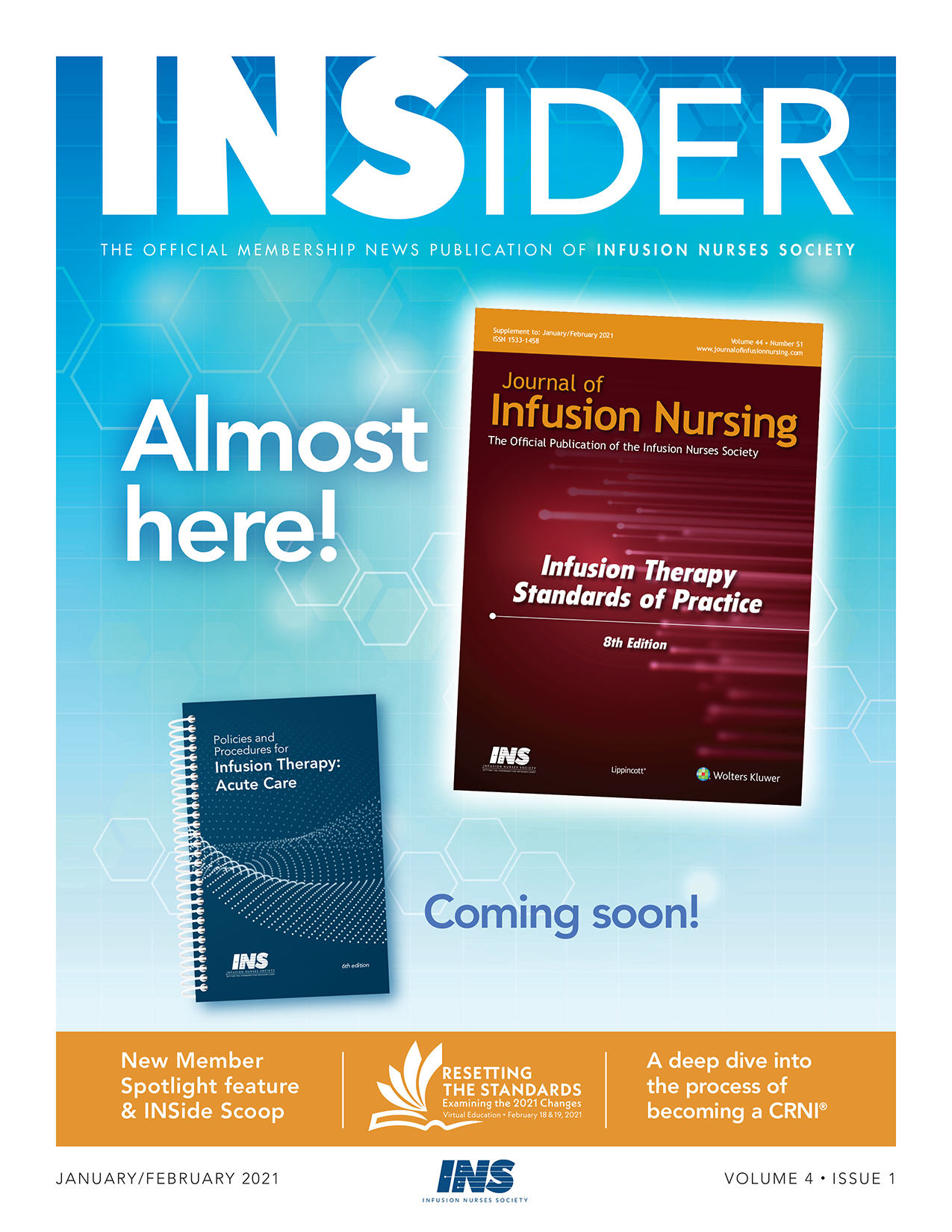INSider January/February 2021