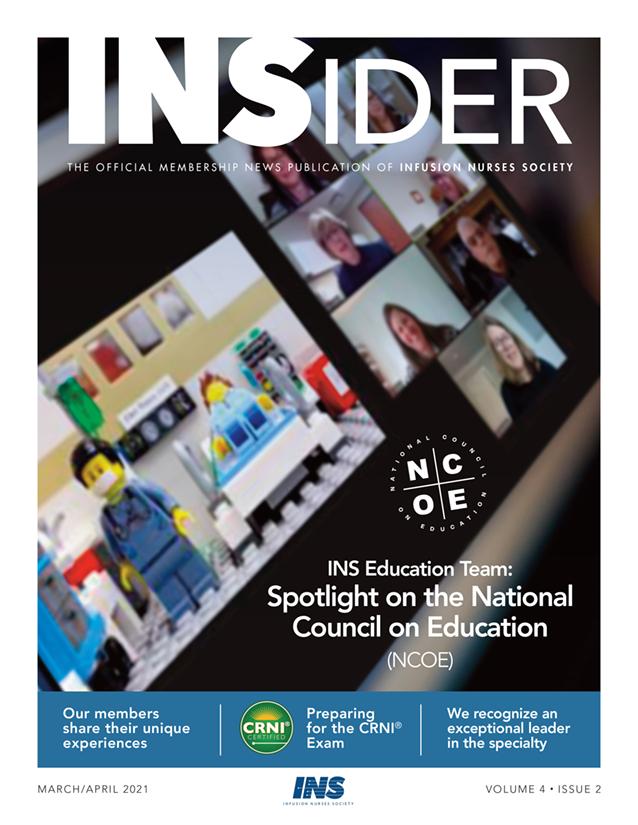 INSider March April 2021
